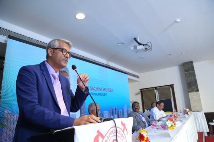 BAI Kerala (Trivandrum) Centre celebrated Builders Day